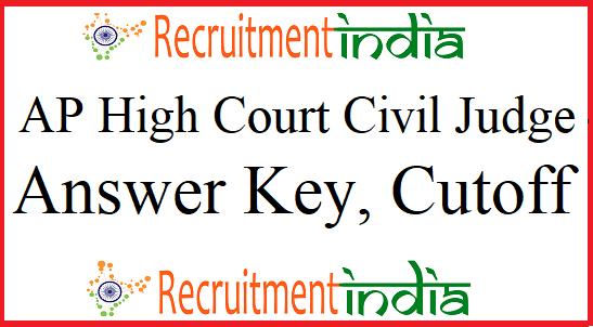 AP High Court Civil Judge Result
