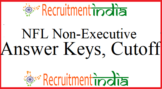 NFL Non-Executive Answer Key