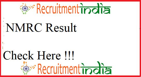NRMC Result 2019