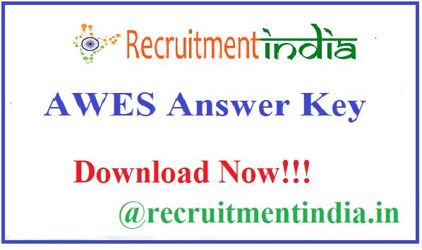 AWES Answer Key