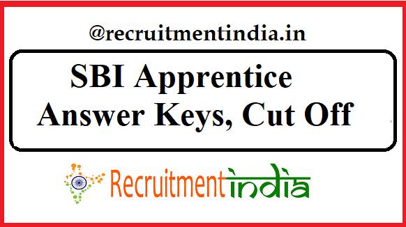 SBI Apprentice Answer Key