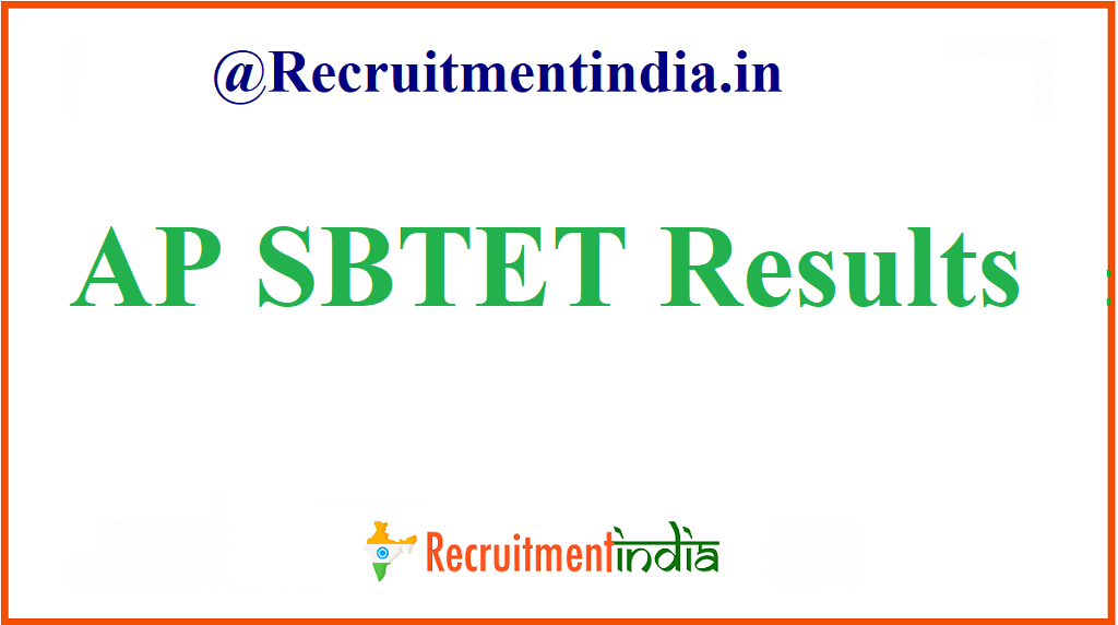AP SBTET Results