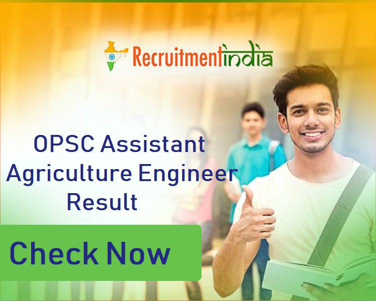 OPSC Assistant Agriculture Engineer Result