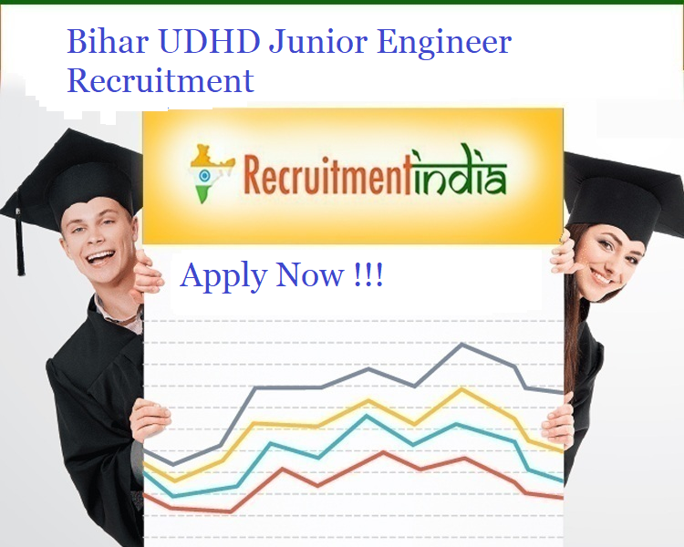 Bihar UDHD Junior Engineer Recruitment 2020