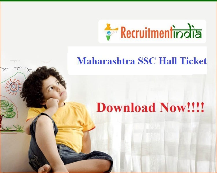 Maharashtra SSC Hall Ticket