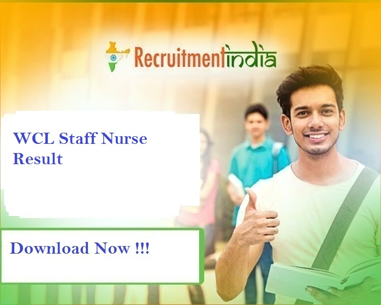 WCL Staff Nurse Result 2019