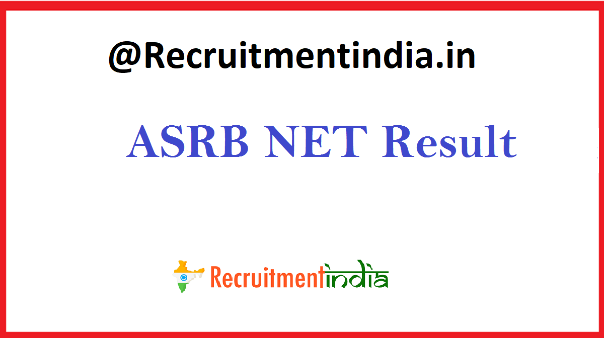 To check out the ASRB NET Expected Cut off which will be avail you in soon. The ASRB will finalize the Result by fixing the Cut off as per the Category wise. Basically, They give the Merit List as per the Reserved and Unreserved Category. As per the ASRB Prelims  NET Result Link for the Examination. So, Be the First to check out your Individual Score for the Prelims Exam. If you want to get clear Info about the All India Result for all Competitive Exams.