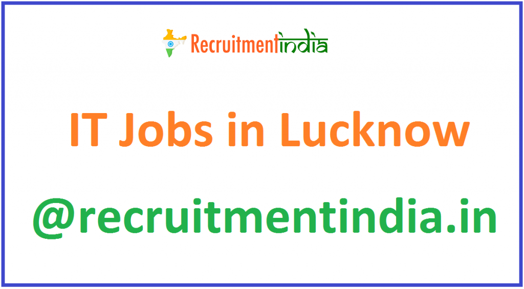 IT Jobs in Lucknow