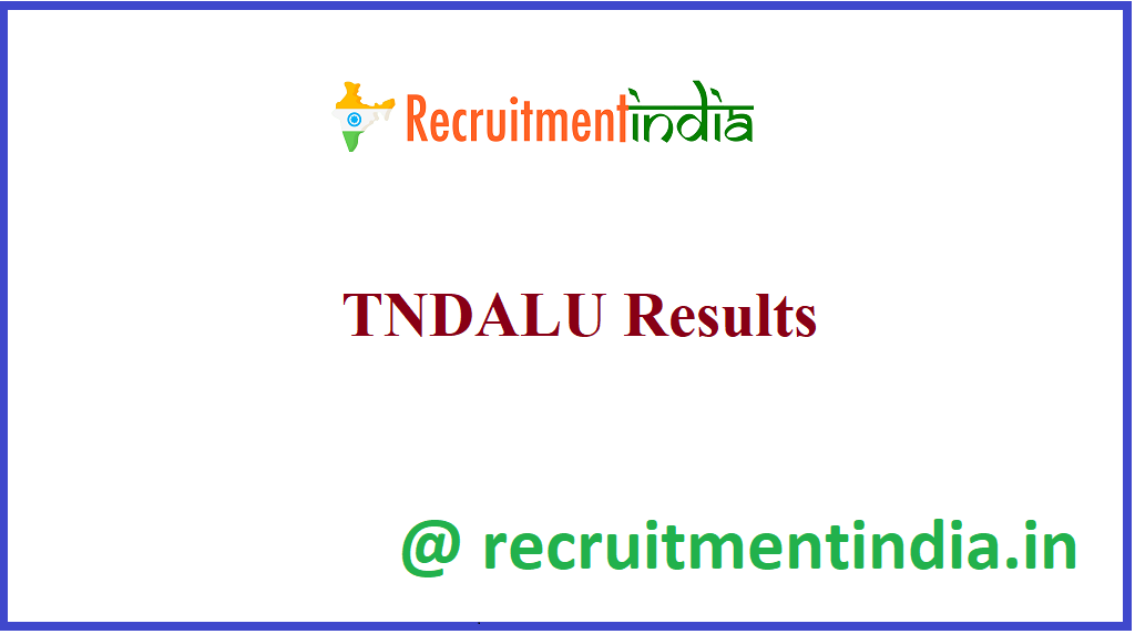 TNDALU Results