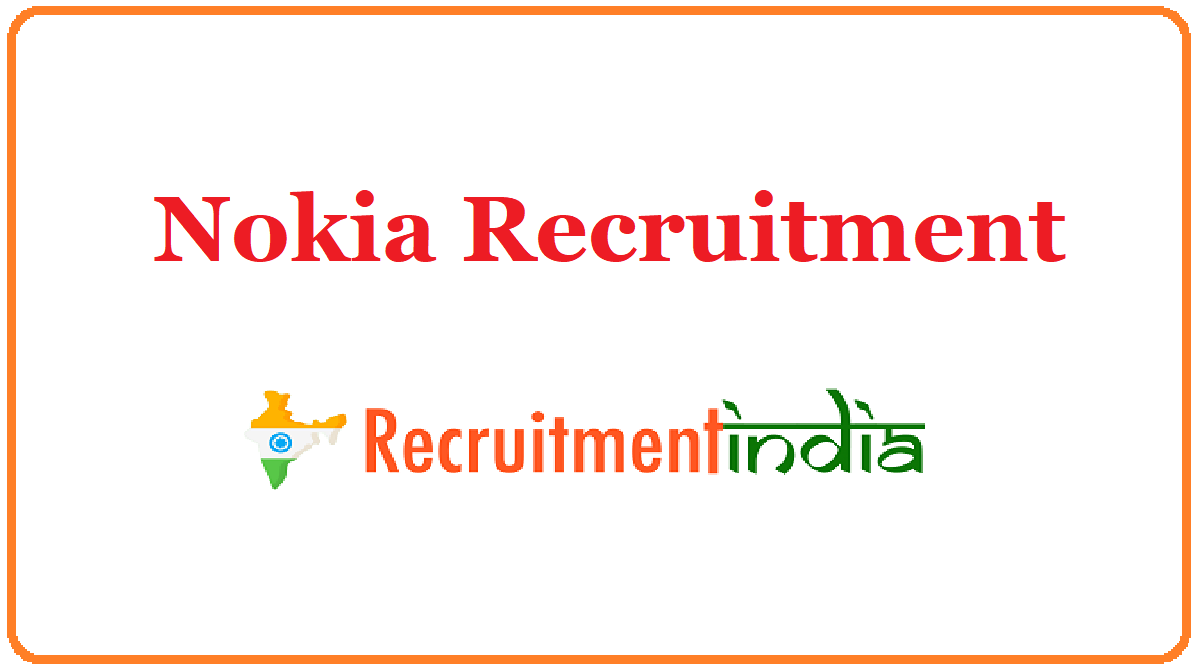 Nokia Recruitment