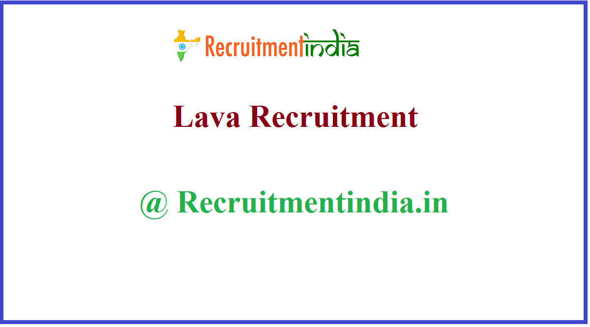 Lava Recruitment