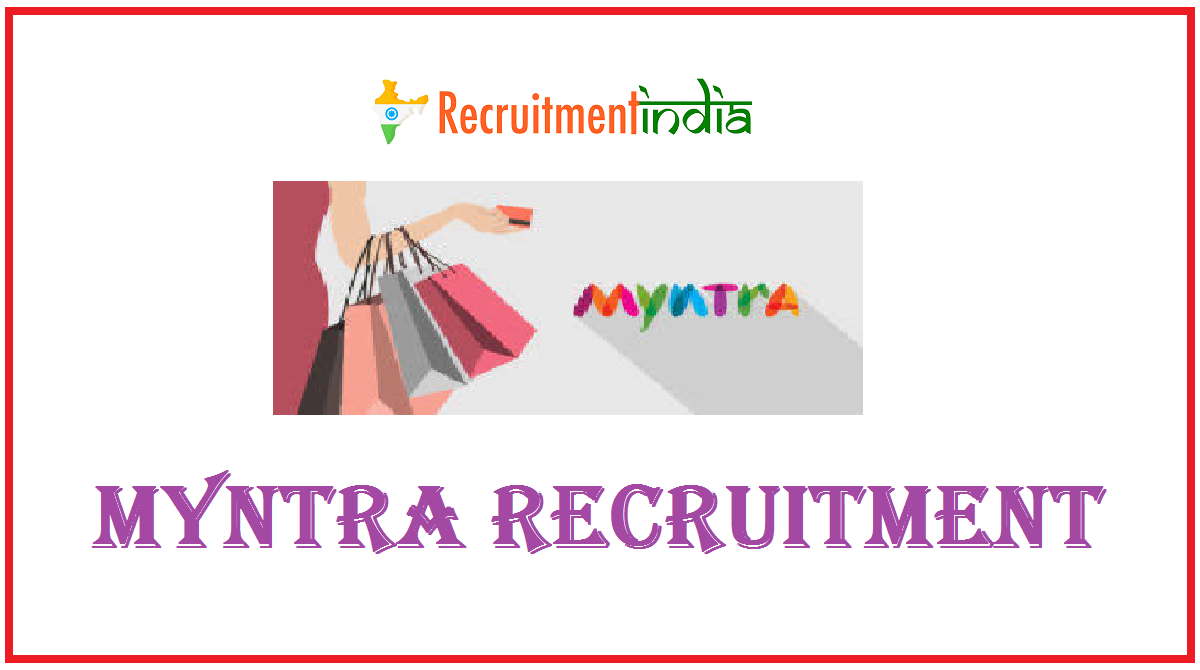 Myntra Recruitment