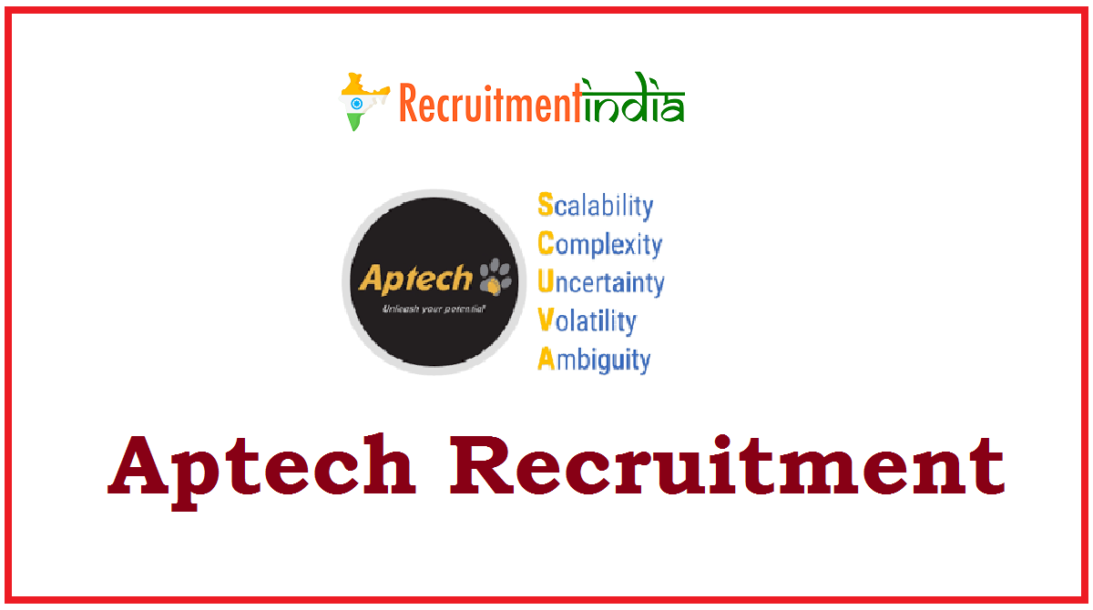 Aptech Recruitment