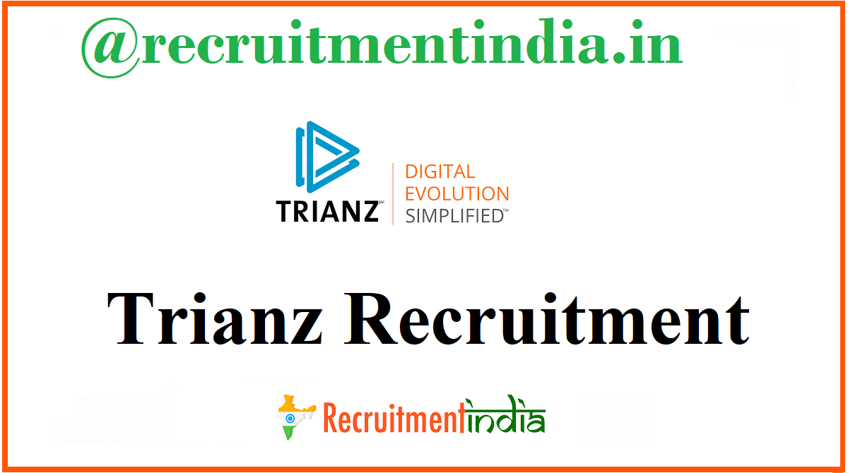 Trianz Recruitment