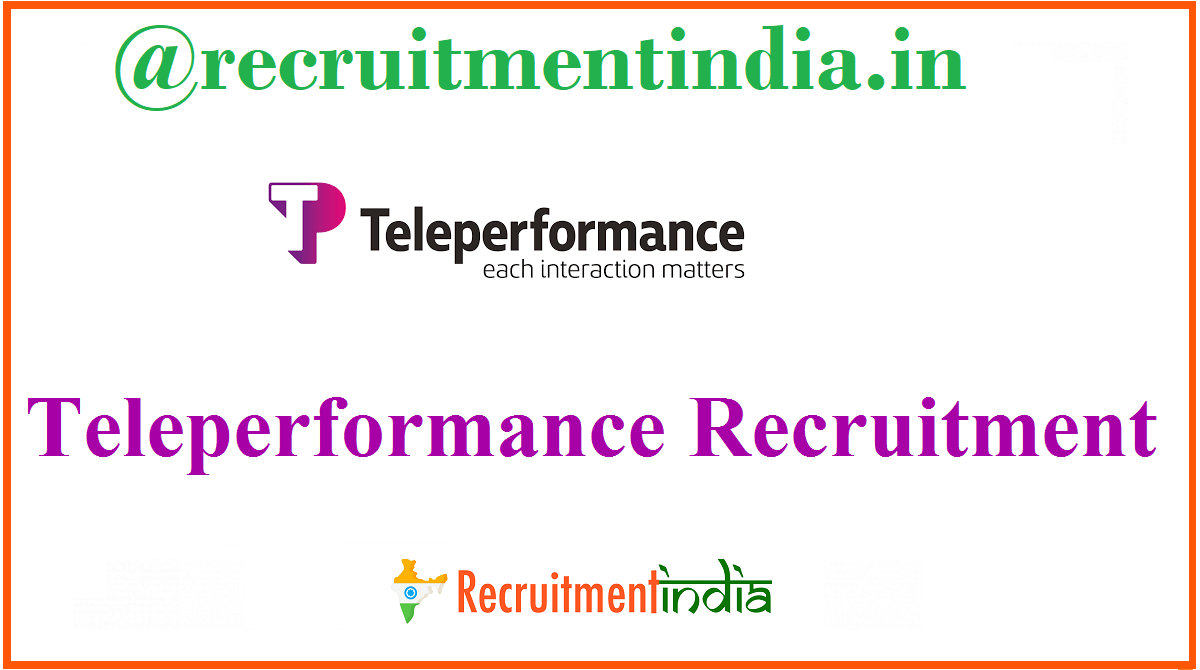 Teleperformance Recruitment
