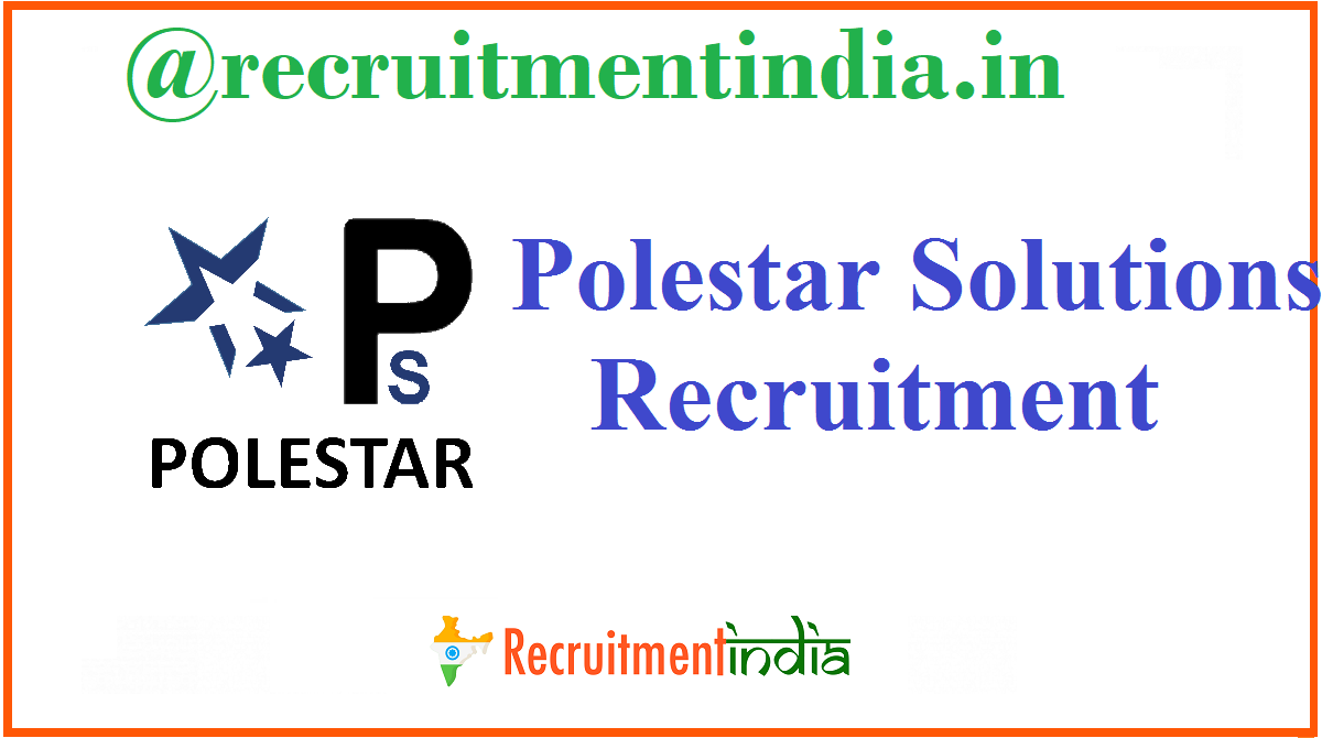 Polestar Solutions Recruitment