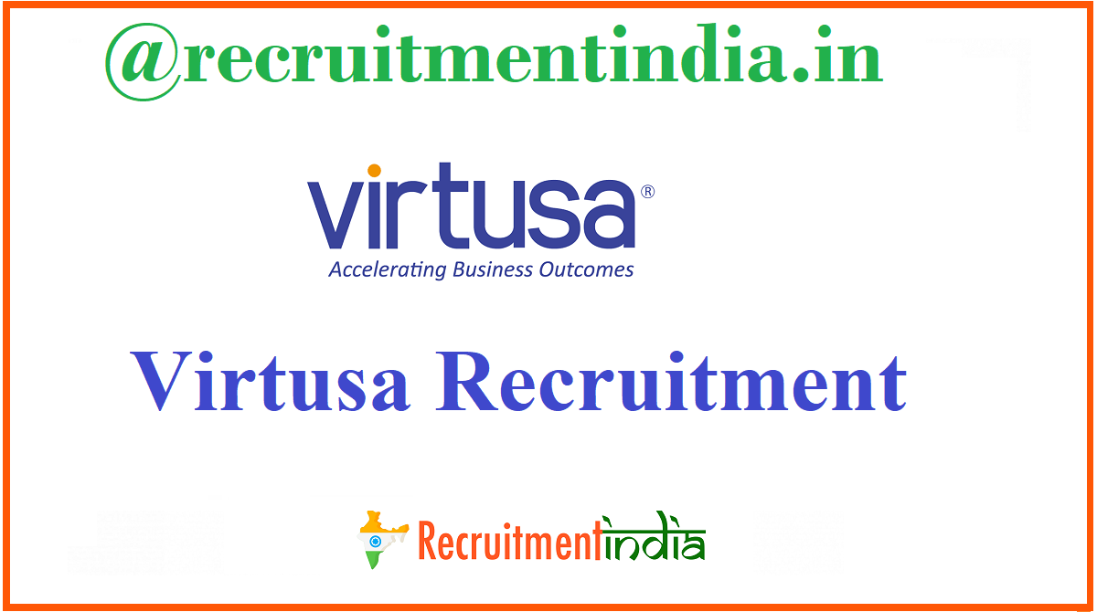 Virtusa Recruitment