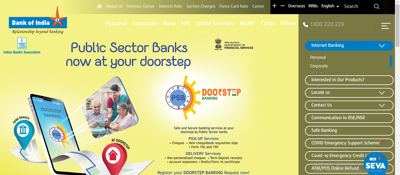 Bank Of India Credit Officer Recruitment