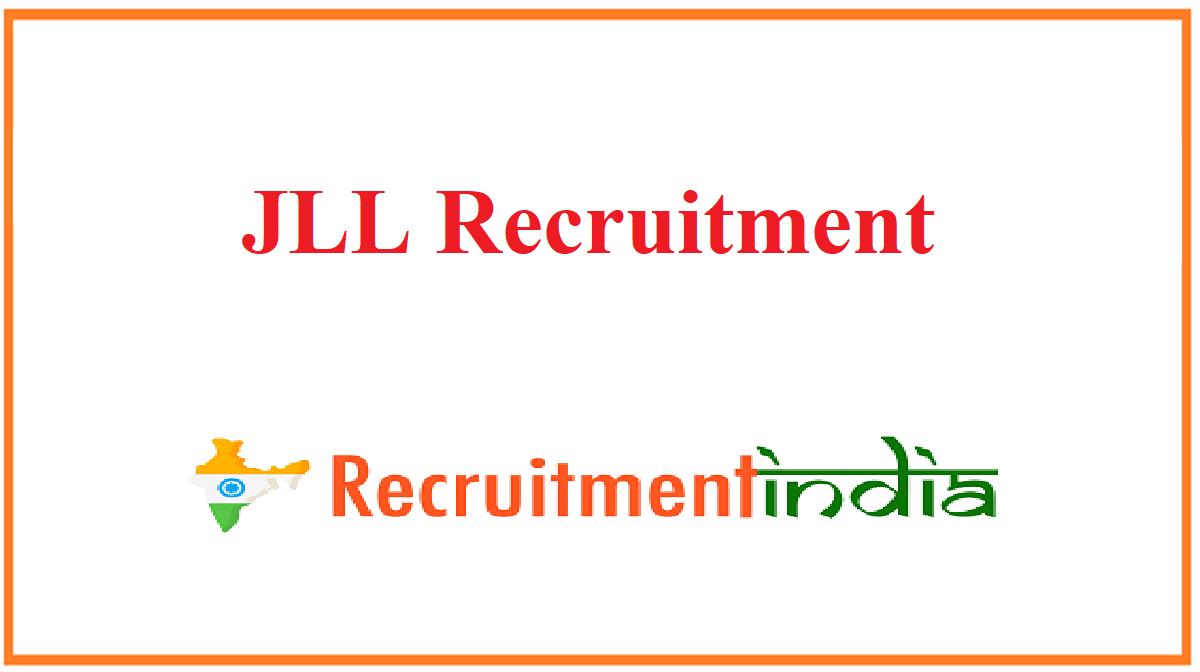 JLL Recruitment