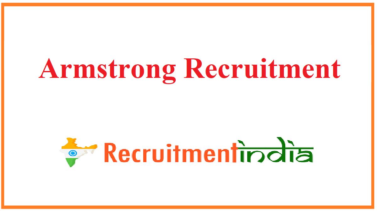 Armstrong Recruitment
