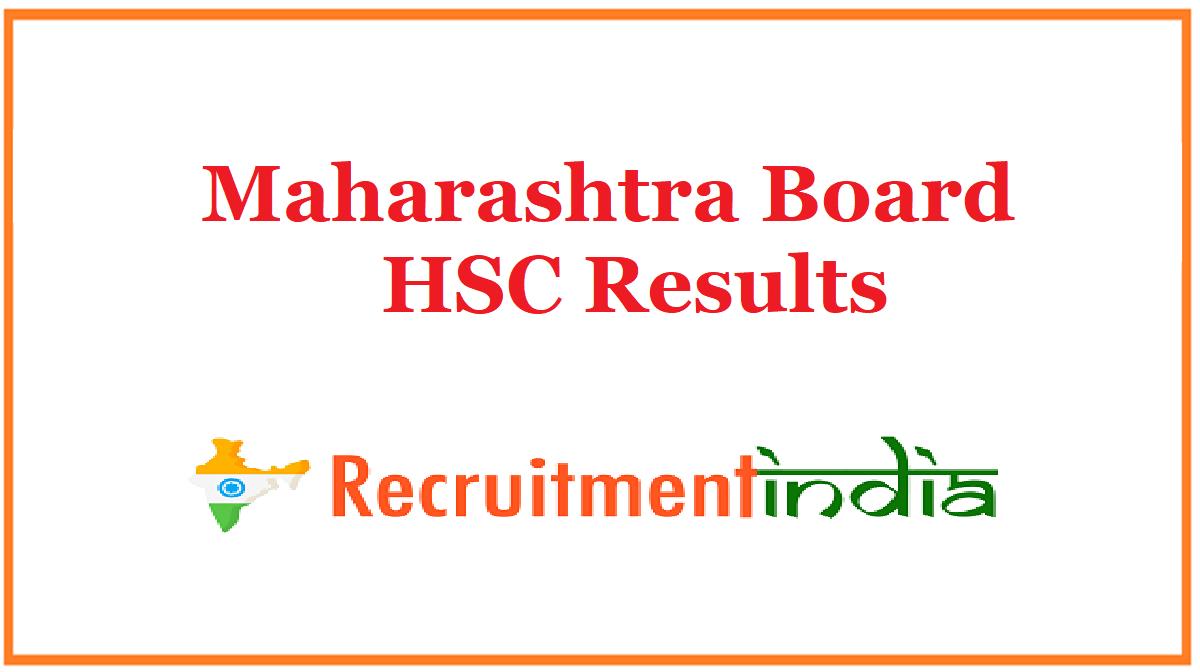 Maharashtra Board HSC Results
