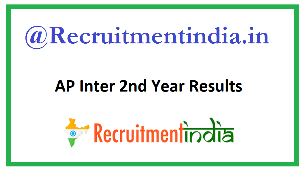 AP Inter 2nd Year Results