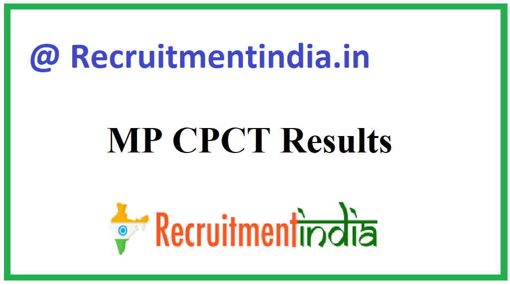 MP CPCT Results