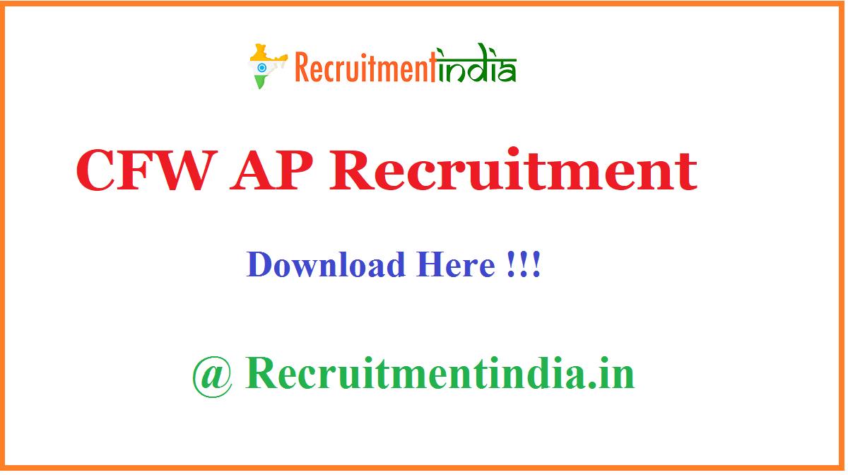 CFW AP Recruitment