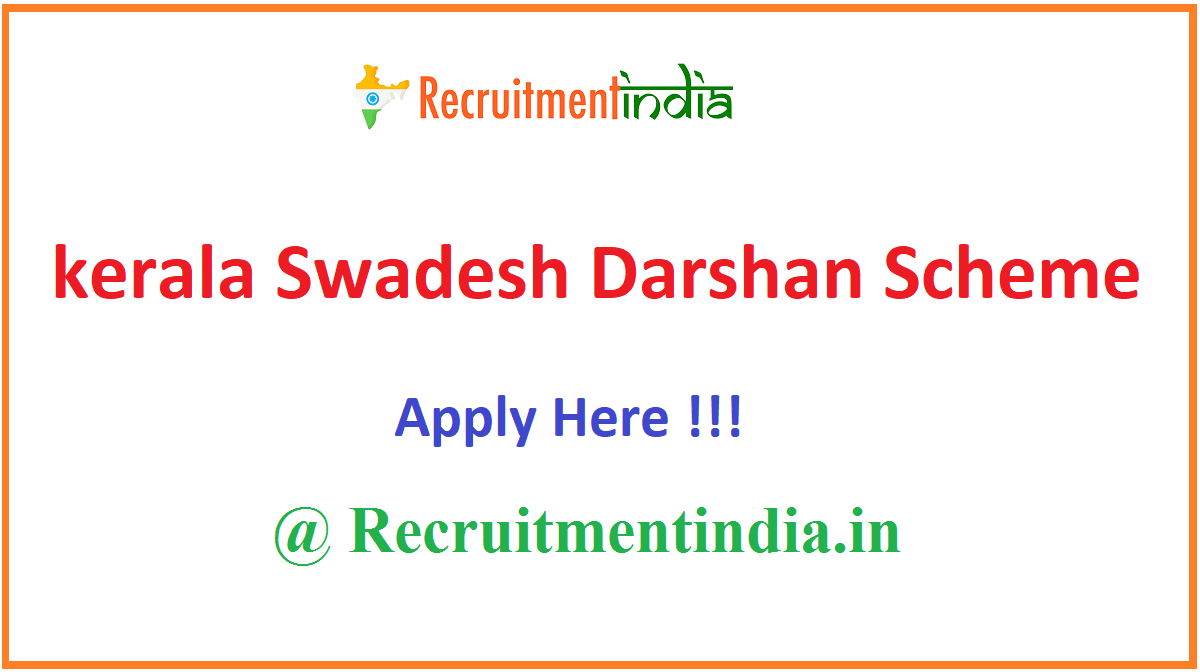 kerala Swadesh Darshan Scheme