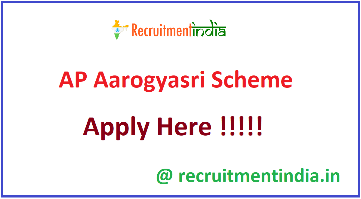 AP Aarogyasri Scheme
