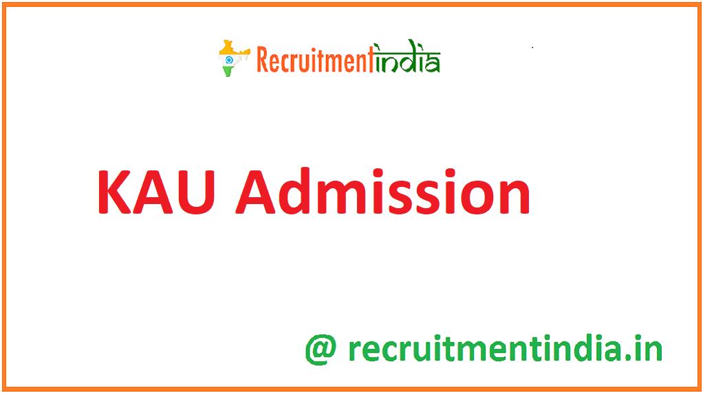 KAU Admission