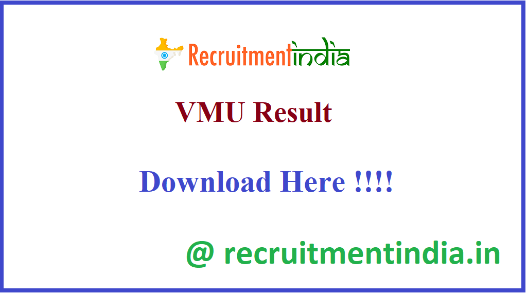 VMU Result