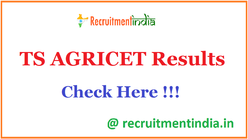 TS AGRICET Results