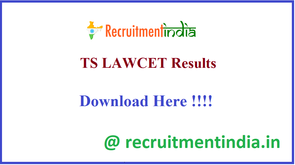 TS LAWCET Results
