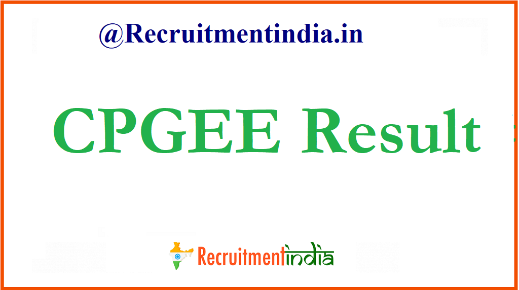 CPGEE Result