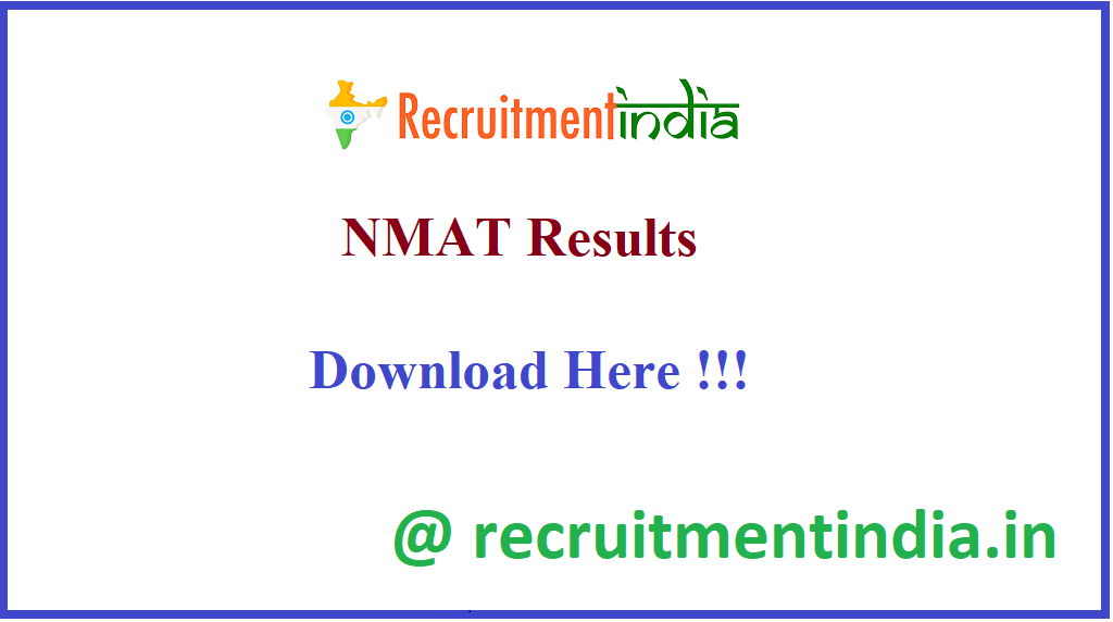 NMAT Results