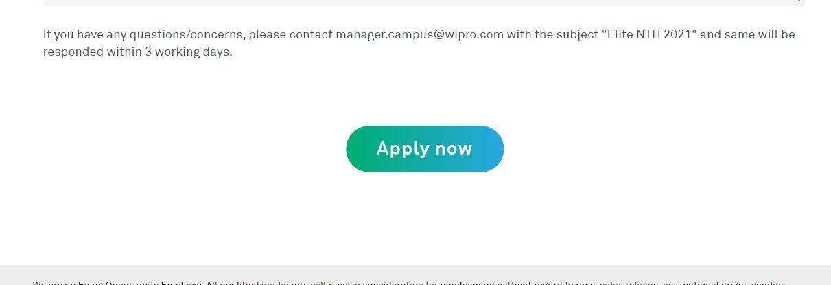Wipro Elite NLTH