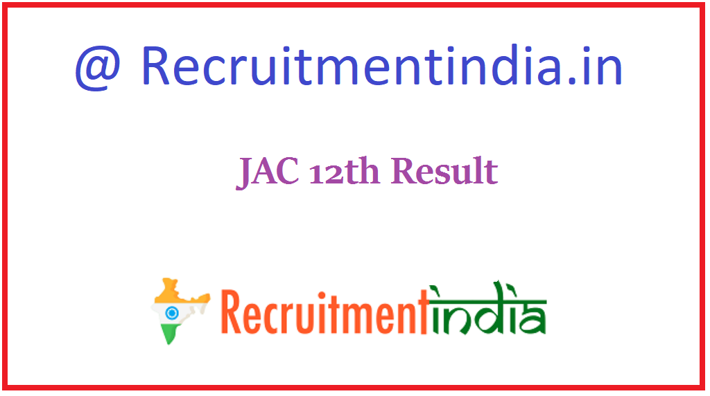 JAC 12th Result