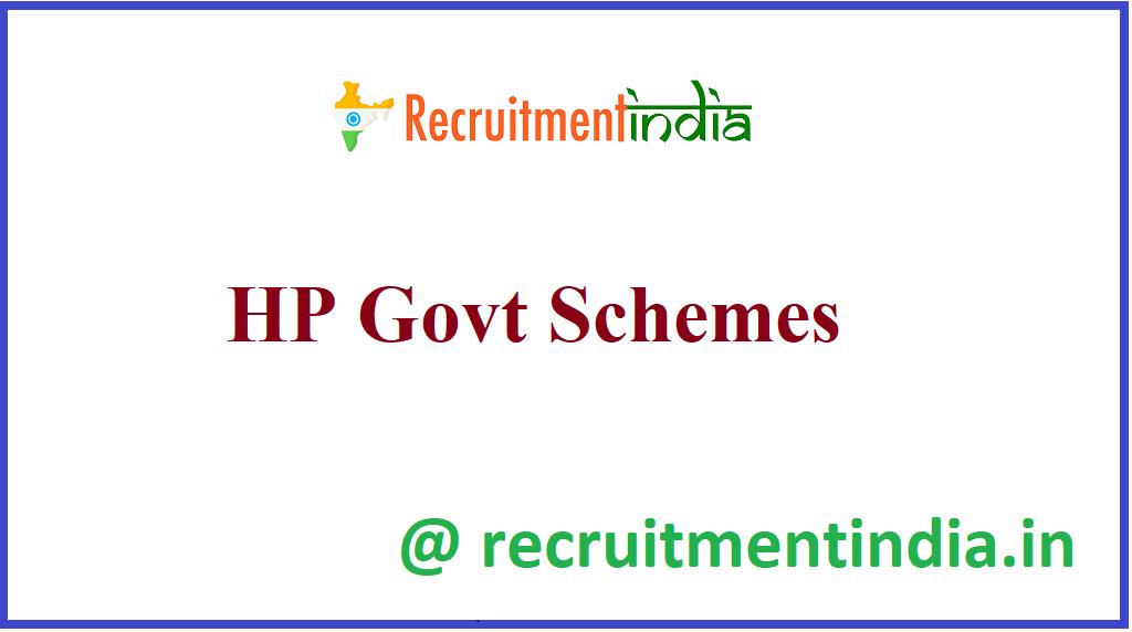 HP GovtSchemes