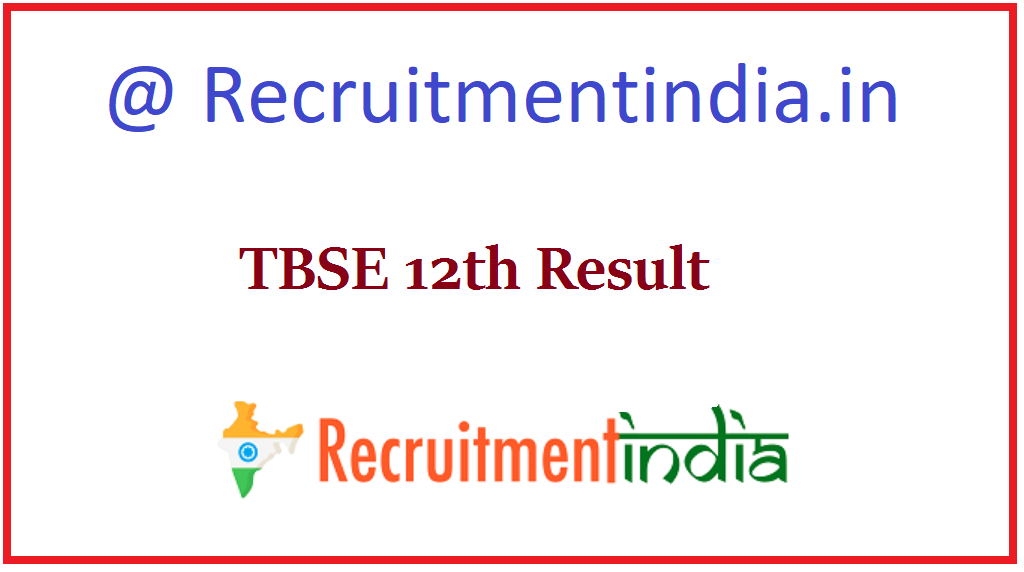 TBSE 12th Result