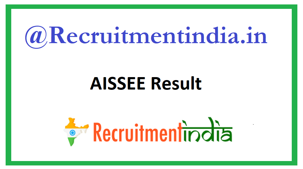 AISSEE Result