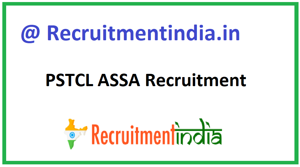 PSTCL ASSA Recruitment