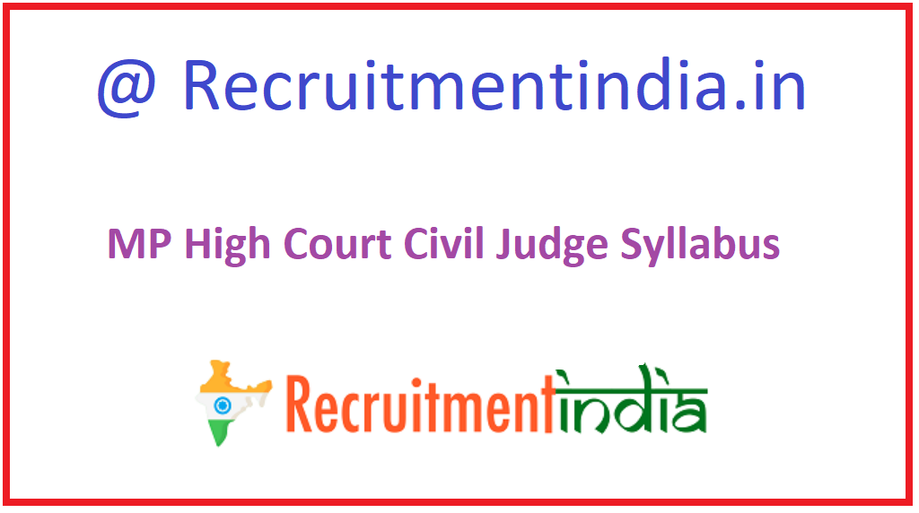 Study program for civil judges of the High Court of Parliament