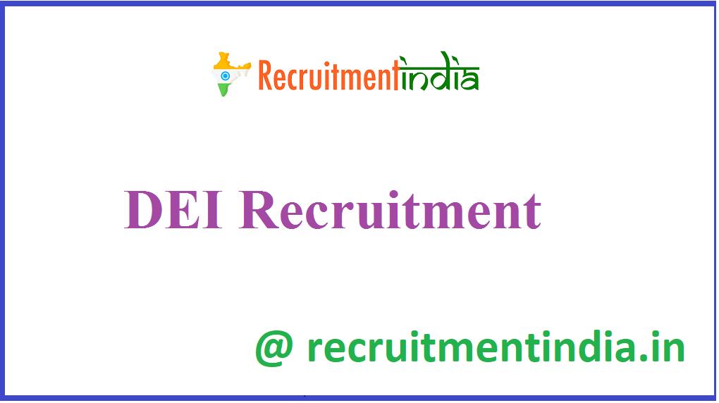DEI Recruitment