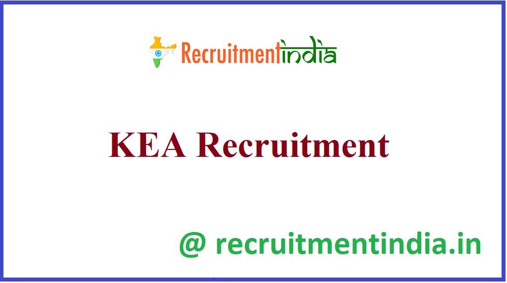 KEA Recruitment
