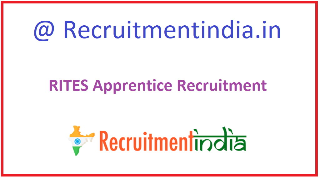 RITES Apprentice Recruitment