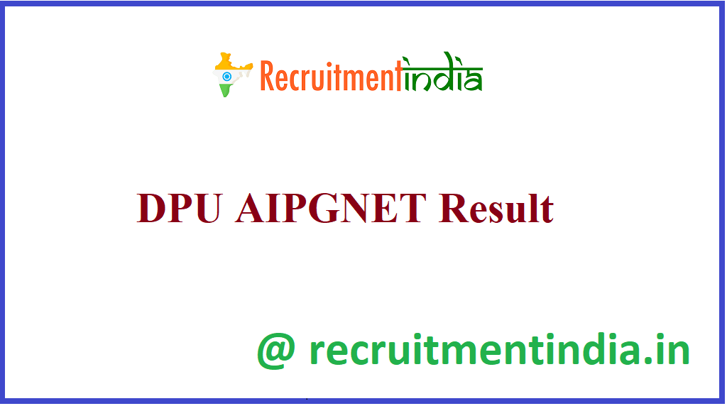 DPU AIPGNET Result