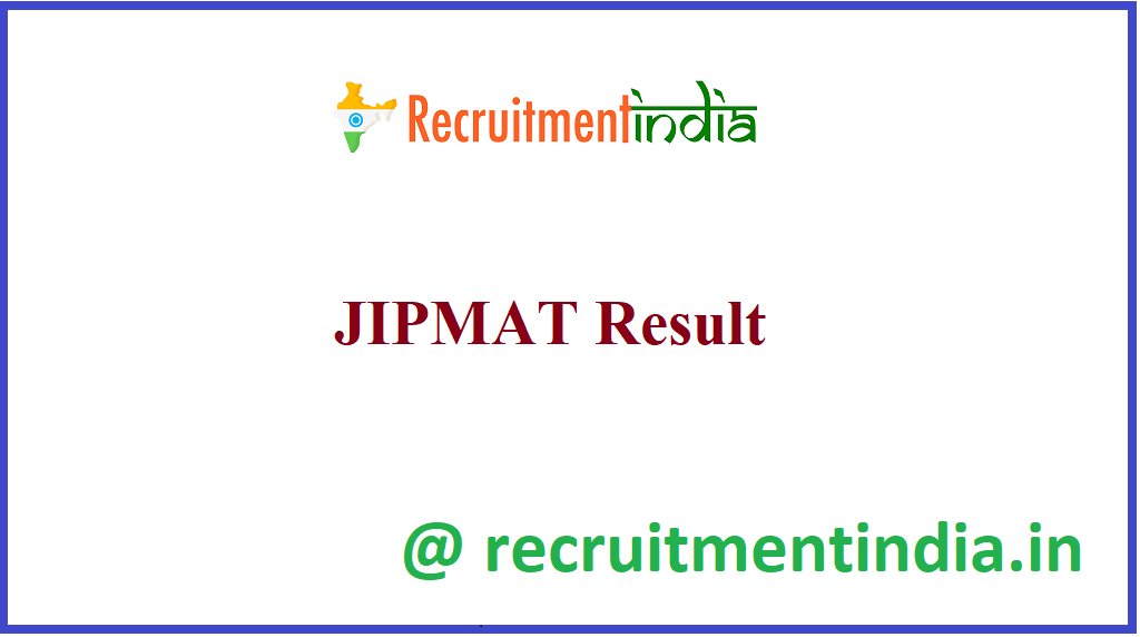 JIPMAT Result