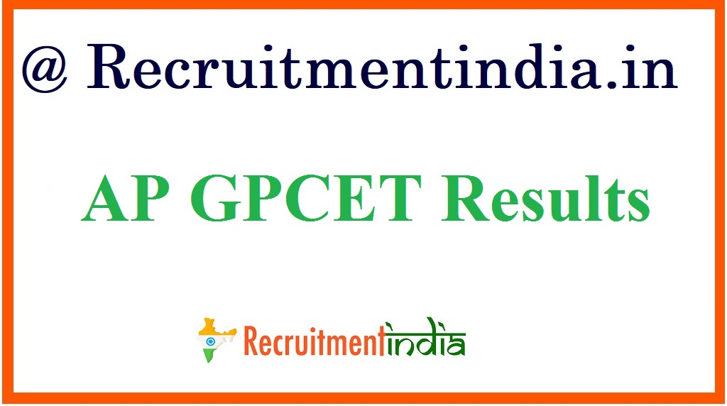 AP GPCET Results