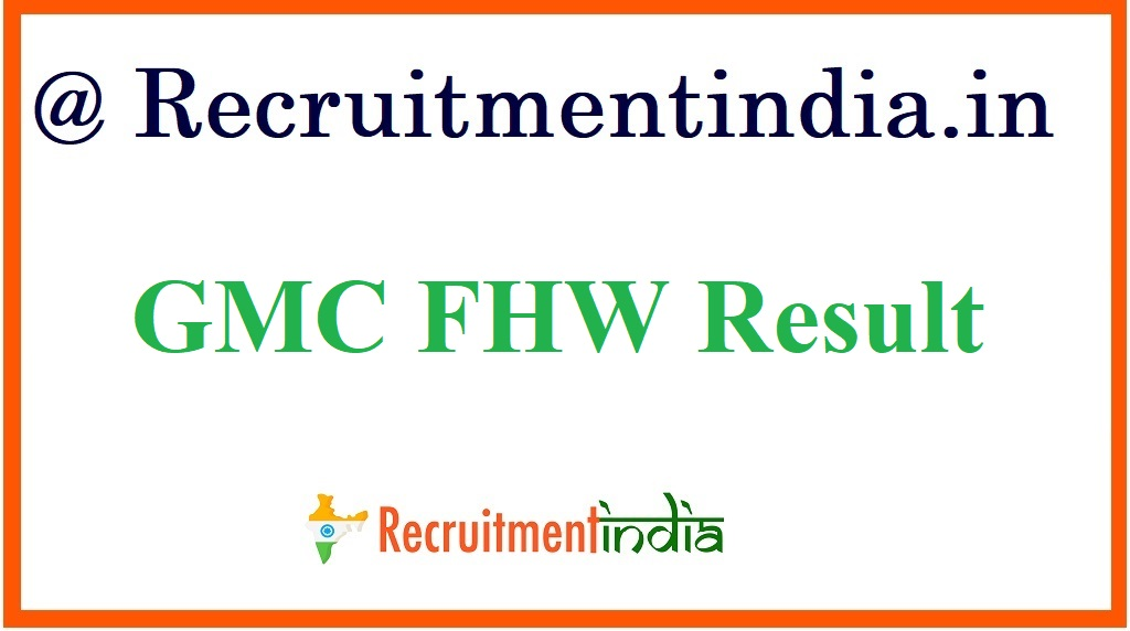 GMC FHW Result